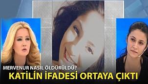 Mervenur Polat cinayetinde flaş gelişme! Katilin ifadesi ortaya çıktı!