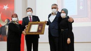 Muğla'da Devlet Övünç Madalyası ve Beratı Tevcih Töreni gerçekleştirildi
