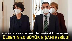 Pfizer/BioNTech Aşısının Mucidi Türk Bilim İnsanlarına Büyük Onur