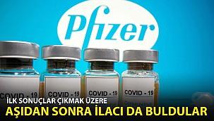 Pfizer'dan Koronavirüse Karşı İlaç