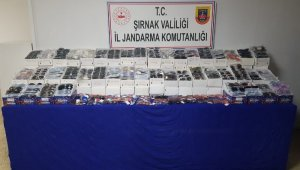 Şırnak'ta güvenlik güçleri terör finansçılarına göz açtırmıyor