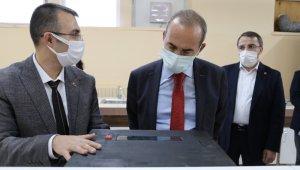 Sivas'ta bor temelli kanser ilacı araştırmaları yapılacak