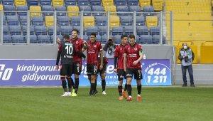 Süper Lig: Gençlerbirliği: 2 - Kasımpaşa: 1