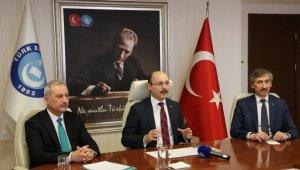"""Türk Eğitim-Sen'den """"2023'e Doğru Türkiye'de Din Eğitimi ve Değerler Eğitimi Çalıştayı"""""""