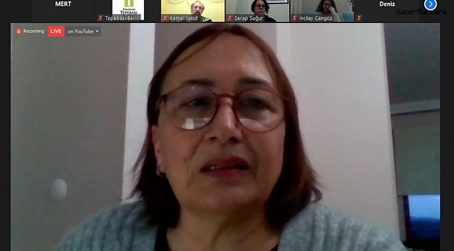 Türkiye'deki feminizm tarihi konuşuldu