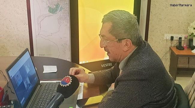 Vergili, AB'nin Türkiye aleyhtarı raporuna karşı destek istedi