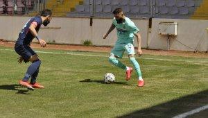 2. Lig: Afyonspor: 3 - Hekimoğlu Trabzon: 3