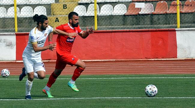2. Lig: Kahramanmaraşspor: 0 - İnegölspor: 1