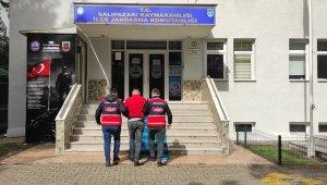 6 yıl 2 ay 20 gün cezası bulunan şahıs JASAT ekibine yakalandı