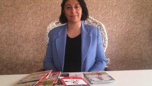 AK Parti Kadın Kolları Cizre'de kütüphane kuruyor