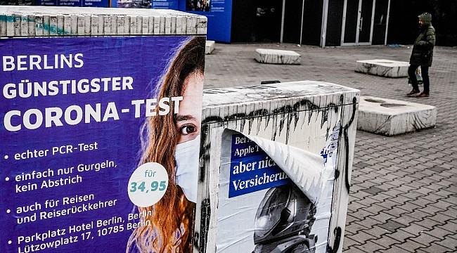 Almanya'da son 24 saatte korona virüsten 246 ölüm