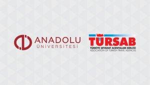 Anadolu Üniversitesi TÜRSAB ile iş birliği protokolü imzaladı