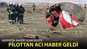 Askeri Uçak Düştü! Pilottan Acı Haber Geldi