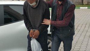 Aynı yerde ikinci kez hırsızlık yapınca yakalanan hırsıza bu suçtan adli kontrol uyuşturucu suçundan tutuklama
