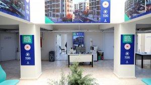 Başakşehir'de kentsel dönüşüm sürüyor