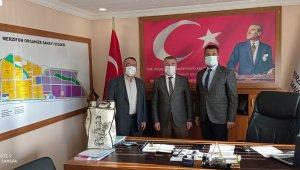 """Başkanı Özdemir: """"Havza OSB'nin gelişmesi için çalışıyoruz"""""""