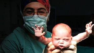 Burçak bebeğin fotoğrafıyla gelen birincilik