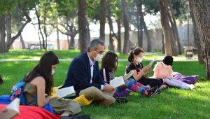 Çizgi romanlar öğrencilerle buluşuyor