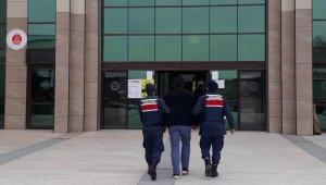 Derinkuyu'da 5 yıl hapis cezası ile aranan firari yakalandı
