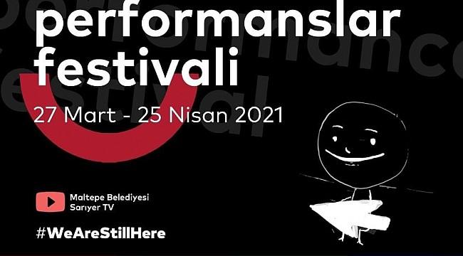 Efeler Belediyesi Uluslararası Online Performans Festivali'nde