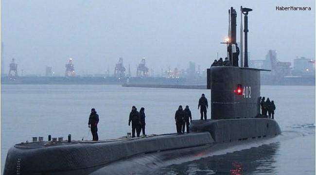 Endonezya açıklarında kaybolan denizaltıdaki 53 kişi öldü!