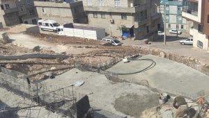 Eyyübiye'de şelale park ve sosyal donatı alanı yapılıyor