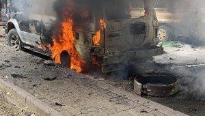 Irak'ın başkenti Bağdat'ta bomba yüklü araçla düzenlenen saldırıda en az 4 kişi öldü, 17 kişi yaralandı.
