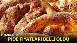 İstanbul'da Pide Fiyatları Belli Oldu