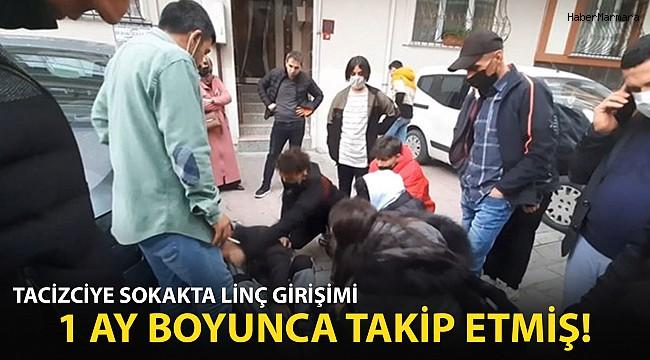 İstanbul'da Taciz İddiası Ortalığı Karıştırdı!