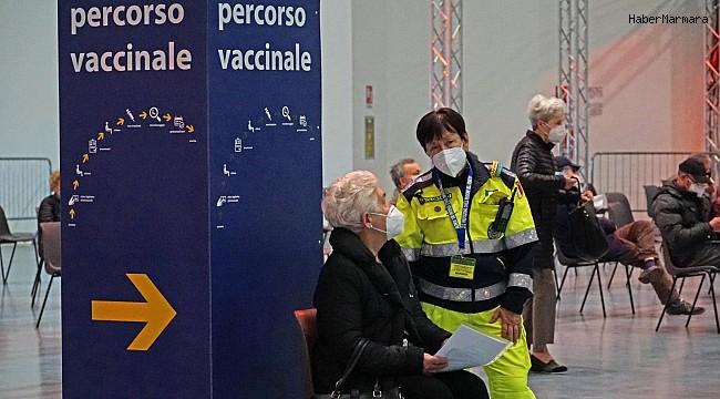 İtalya'da son 24 saatte 627 can kaybı