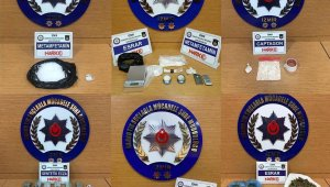 İzmir'de uyuşturucu operasyonları: 14 tutuklu