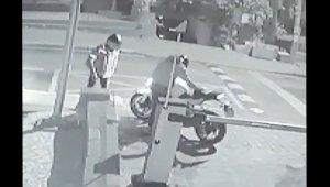 Kadıköy'deki 30 bin liralık motosiklet hırsızlığında iki aşamalı yöntem