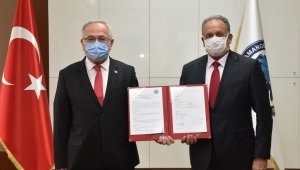 Karaman'da Yunus Emre anısına düzenlenecek yarışma için protokol imzalandı