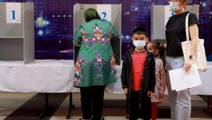 Kırgızistan'da yeni Anayasa taslağı yüzde 79 oranında kabul edildi