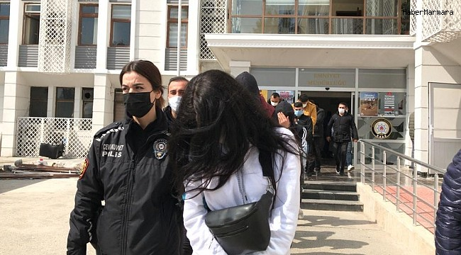 Mersin'de sahte bahis operasyonuna 8 tutuklama
