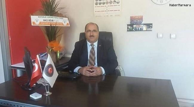 Milletvekili Fendoğlu'na depremzedeler teşekkürü