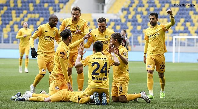MKE Ankaragücü 2 - 1 Gençlerbirliği