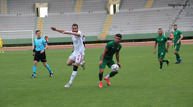 Şanlıurfaspor : 1 - Çorum FK: 0