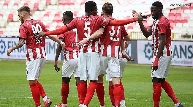 Sivasspor 3 - 1 Konyaspor