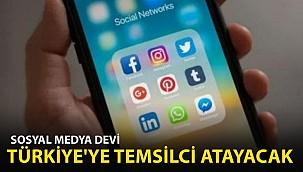 Sosyal Medya Devi Türkiye'ye Temsilci Atayacak