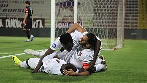 Süper Lig: A. Hatayspor 3 - 1 Gençlerbirliği