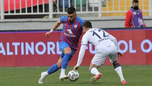TFF 1. Lig: Altınordu: 0 - Adana Demirspor: 1