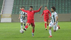 TFF 1. Lig: GZT Giresunspor: 2 - Ankara Keçiörengücü: 1