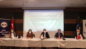 Trakya Sağlık Turizmini Geliştirme Derneği yeni yönetimini belirledi