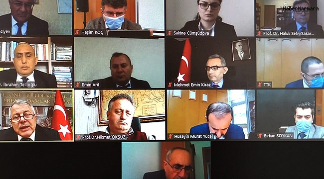Türkiye-Azerbaycan-Nahçıvan arasında bilimsel iş birliği