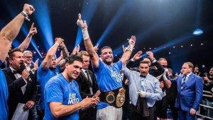 Türkiye sevdalısı dünya şampiyonu Mahmoud Charr, ringe çıkıyor