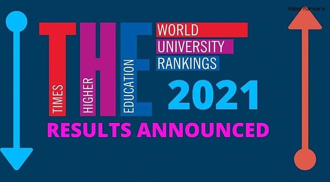 Türkiye'den 54 üniversite dünya üniversiteleri sıralamasına girdi