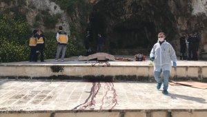 Tarihi Kale Eteğinde Erkek Cesedi Bulundu