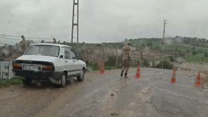 Yukarı Nasırlı Köyü karantina altına alındı