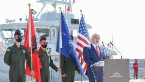 """ABD'nin öncülüğünde """"Defender Europe 2021"""" tatbikatı Arnavutluk'ta başladı"""